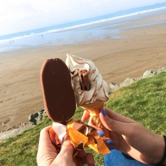 Ice Cream in Broad Haven